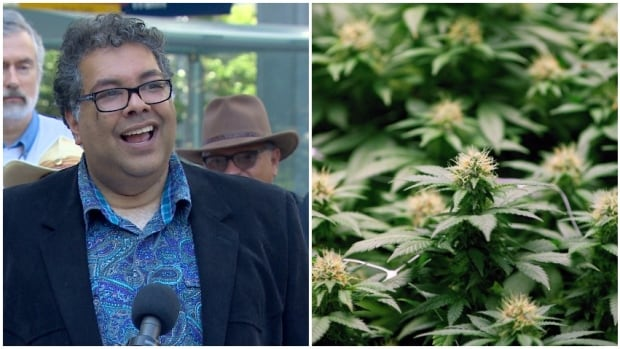 Calgary Mayor Naheed Nenshi says he personally believes the age limit for marijuana use should be at least 21.