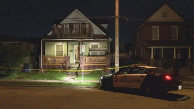 Hamilton police were called late Thursday night, July 6, 2017, to a home on Avondale Avenue in Hamilton.
