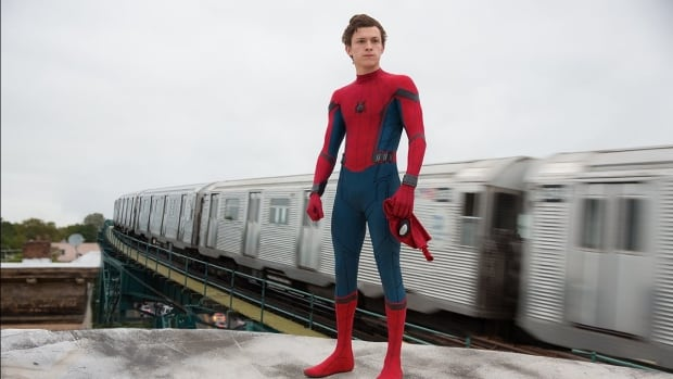 Bounding from the stage as Billy Elliot, Tom Holland is the new younger Spider-Man in the sixth movie about the web-crawling hero.