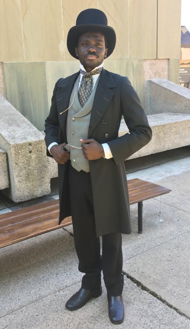 Luke Ignace Father of Confederation