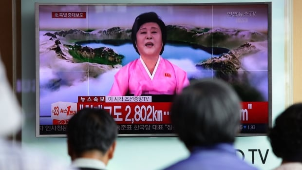 Ri Chun-Hee, North Korea, July 4, 2017