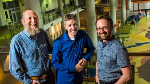 University of Alberta computing science professors Richard Sutton, Michael Bowling and Patrick Pilarski are working with DeepMind to open the firm's first research lab outside the United Kingdom.