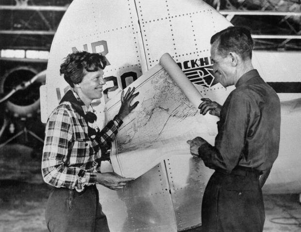 Finding Earhart