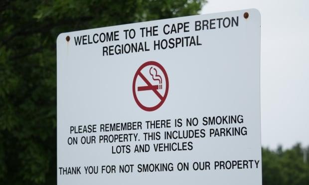 Cape Breton Regional No Smoking