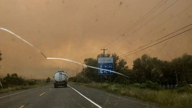 Western Canada wildfires prompt evacuations of thousands in British Colombia