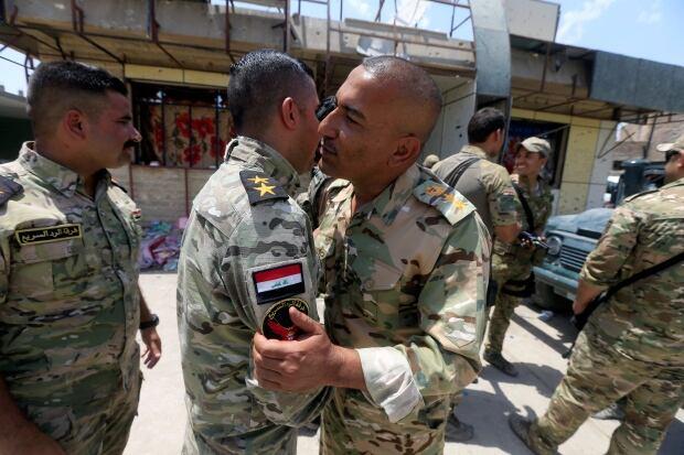 MIDEAST-CRISIS  IRAQ-MOSUL