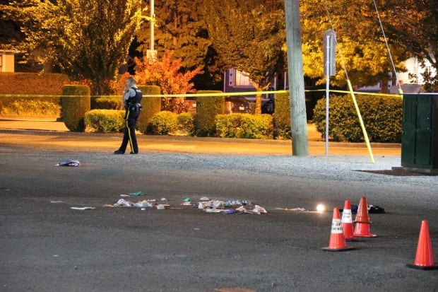 Male dead in targeted Surrey stabbing