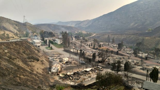 boston flats bc wildfire trailer park