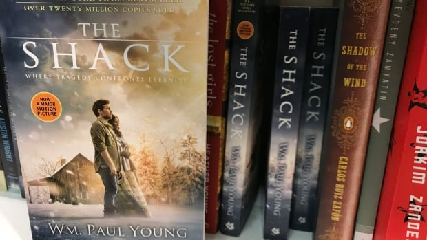 The Shack, a religious-themed novel about a grieving father's conversations with God, shares space alongside Fifty Shades of Grey and Twilight books as one of the top-selling books in Saskatchewan over the past 10 years.