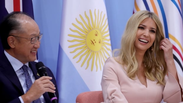 Donald Trump defends daughter Ivanka for taking his place at G20 meet