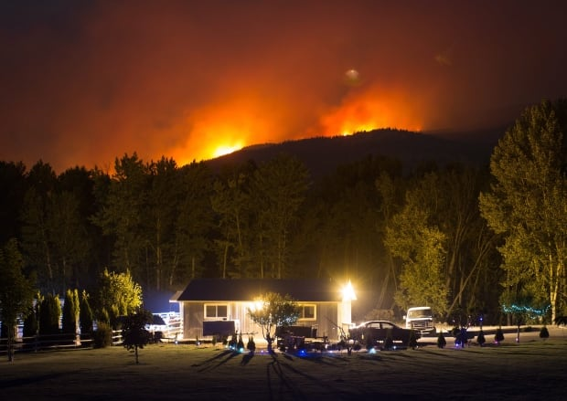cache creek wildfire