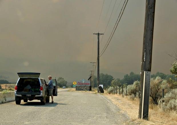 cache creek evacuations bc wildfire