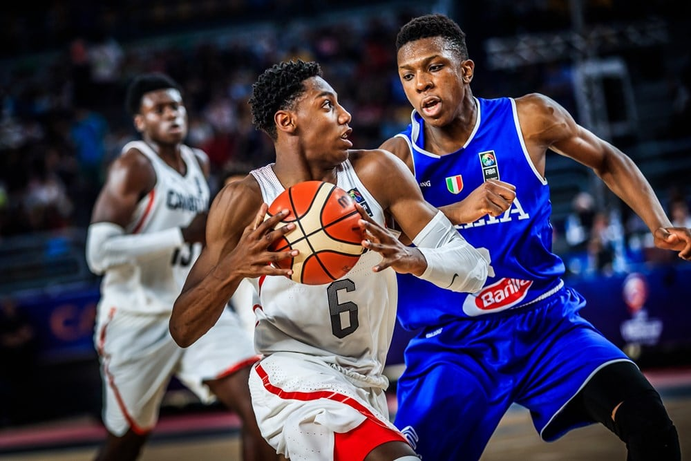 3fd410a9d1171 Canada earns historic U19 men s basketball World Cup title
