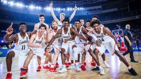 Canada crushes Italy for historic basketball victory