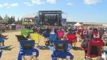 Cavendish music festival - 9/7/17