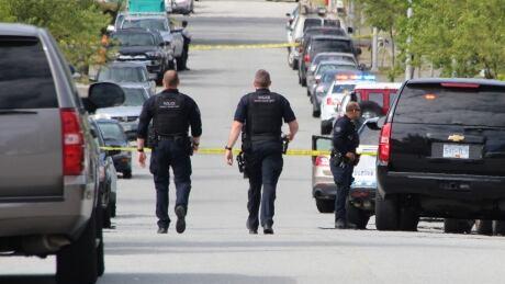 Police surrey shooting