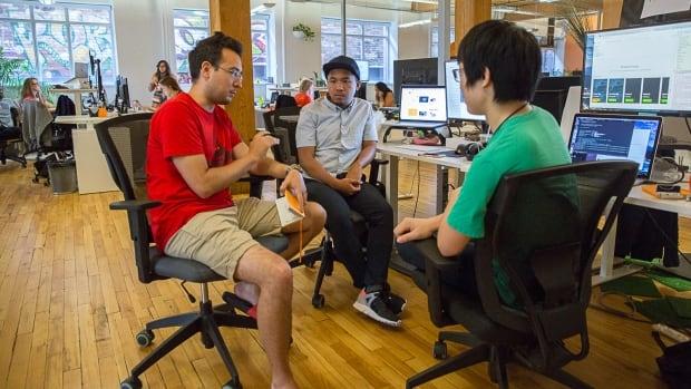 Hubba Toronto Tech company diversity story