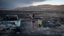 week in pictures bc wildfire ashcroft first nation