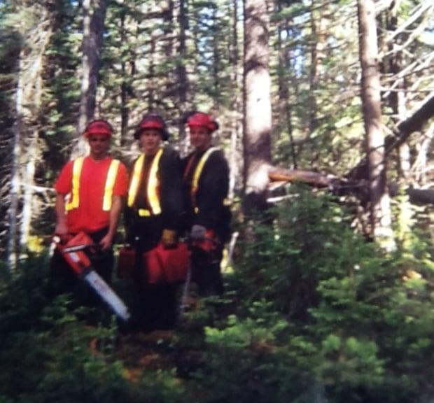 Ryan Mitchell forestry