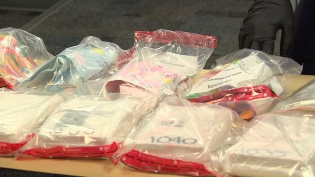 Cocaine and meth seized by Winnipeg Police