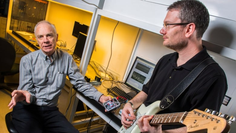Warm sound: Scientists create commercial 'molecular' product