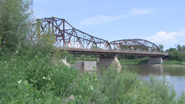 The replacement of the Louise Bridge was left off the city's latest infrastructure funding wish list, but public works chair Marty Morantz wants to know the latest cost estimates for this and five other major city projects.