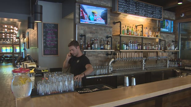 The dispute among the provinces began nearly two years ago when the Alberta government made brewers outside of Saskatchewan, Alberta and British Columbia pay a markup of $1.25 a litre.