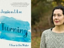 Jessica J. Lee is the author of Turning.
