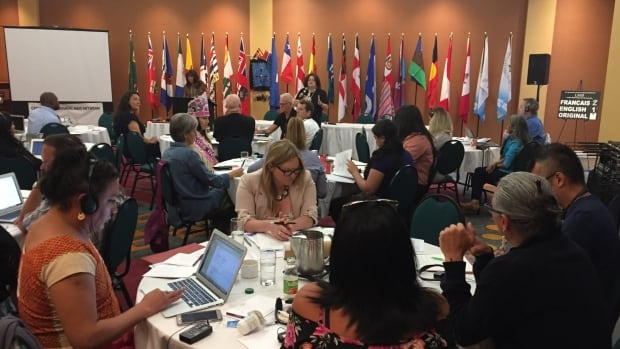 Indigenous experts from 14 countries have gathered in Ottawa for an international symposium on HIV, tuberculosis and hepatitis C.