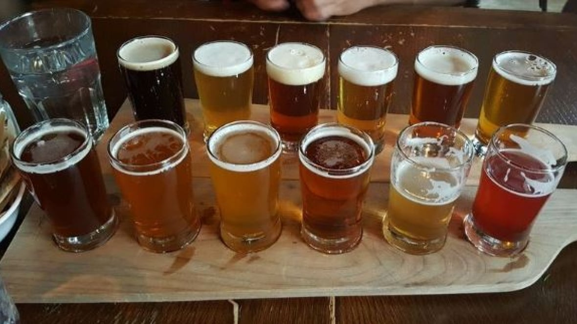 Bottoms up new company offers tours of edmonton 39 s best for Craft beer tour london