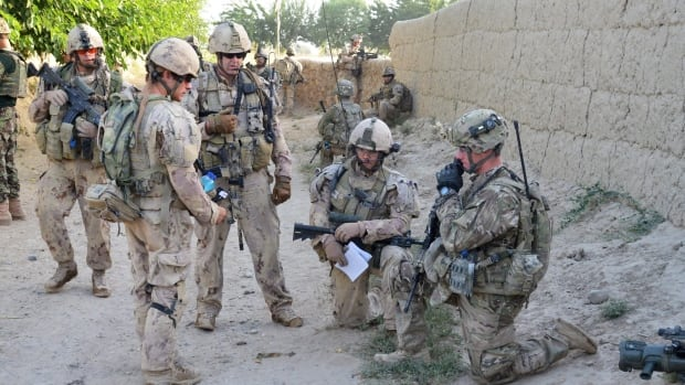 NATO holds its breath as Trump plans for January withdrawal from Afghanistan | CBC News