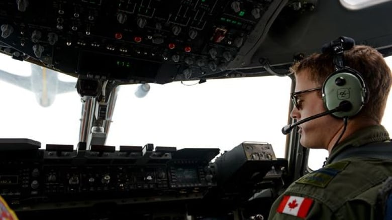 RCAF Exchange Officer