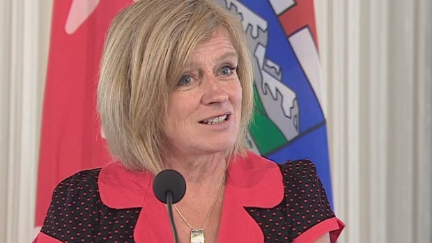 Alberta Premier Rachel Notley is chairing the Council of the Federation meetings in Edmonton this week.