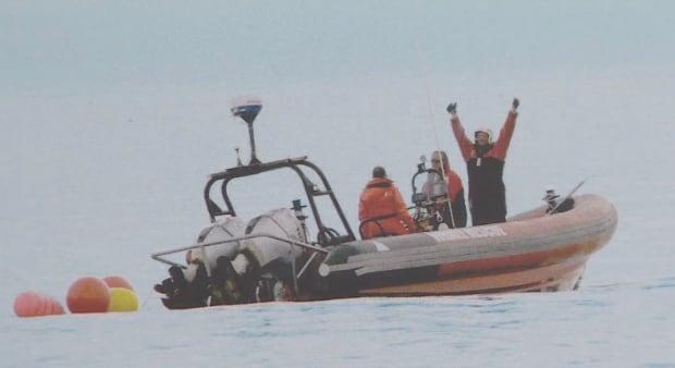 Campobello Whale Rescue Team