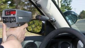 photo radar gun