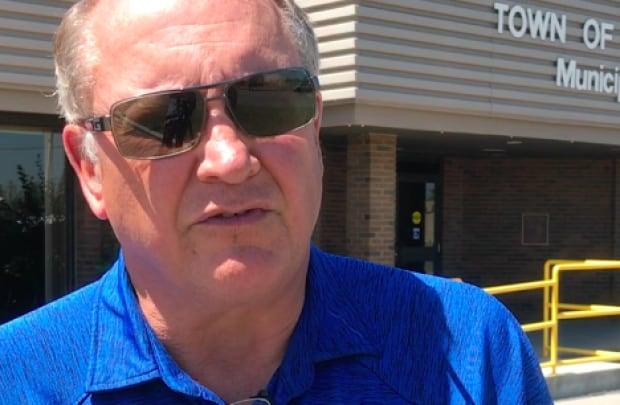 Town Councillor Bob Sobol
