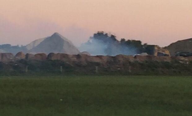 BIO CAN fire