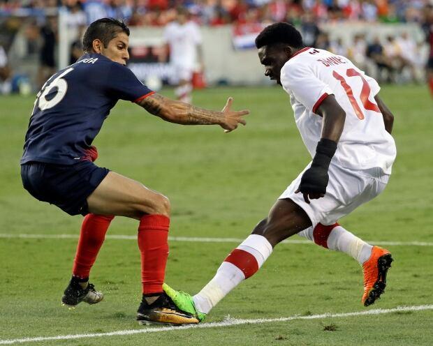 Gold Cup Costa Rica Canada Soccer