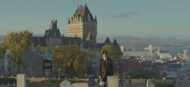 goblin film shot in Quebec City