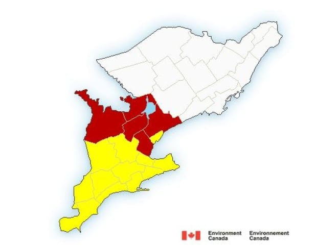 Severe thunderstorm watch issued for Waterloo Region