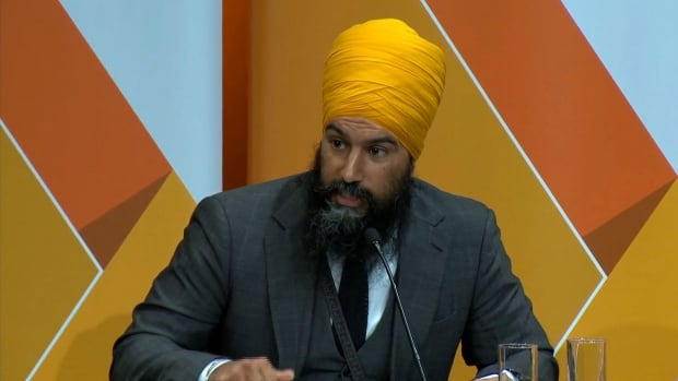 Ontario MPP Jagmeet Singh currently has the most endorsements in the NDP leadership race.