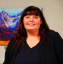 Mary Cameron with Yukon Housing