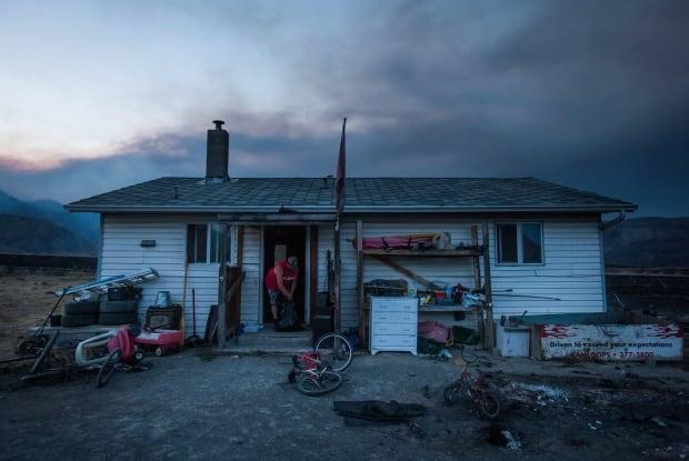 Ashcroft First Nation B.C. Wildfire 2017