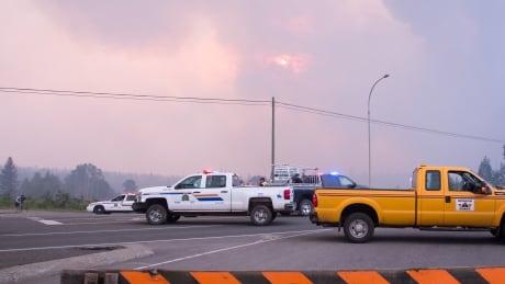 B.C. Fires 2017