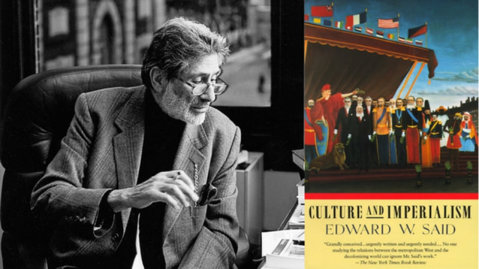 Edward Said's 1993 book Culture and Imperialism looked at the connection between Western imperialism and the golden age of British novels.
