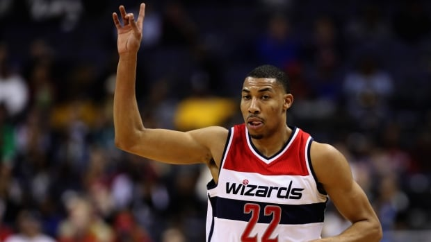 The Washington Wizards have matched Brooklyn's $106-million offer to Otto Porter.