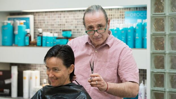 Hired in 2011, hairdresser Richard Zilberg worked six days a week, including Saturday, the busiest day of the week.