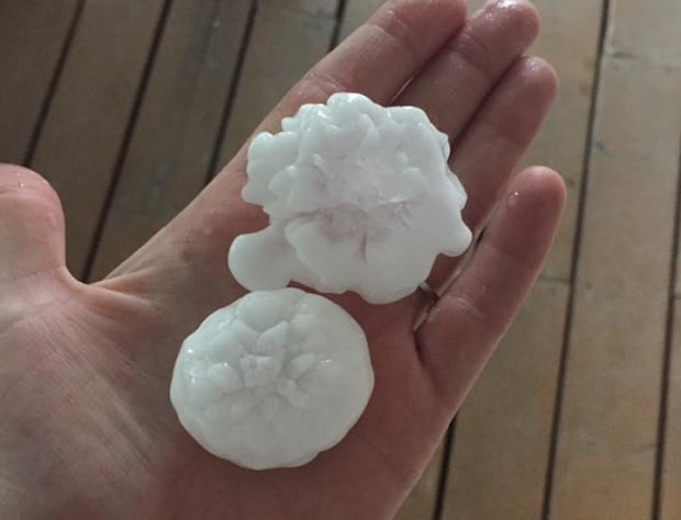 hail drayton valley