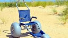 Beach Wheelchair