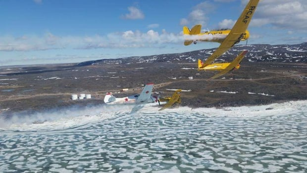 Kugaaruk airshow